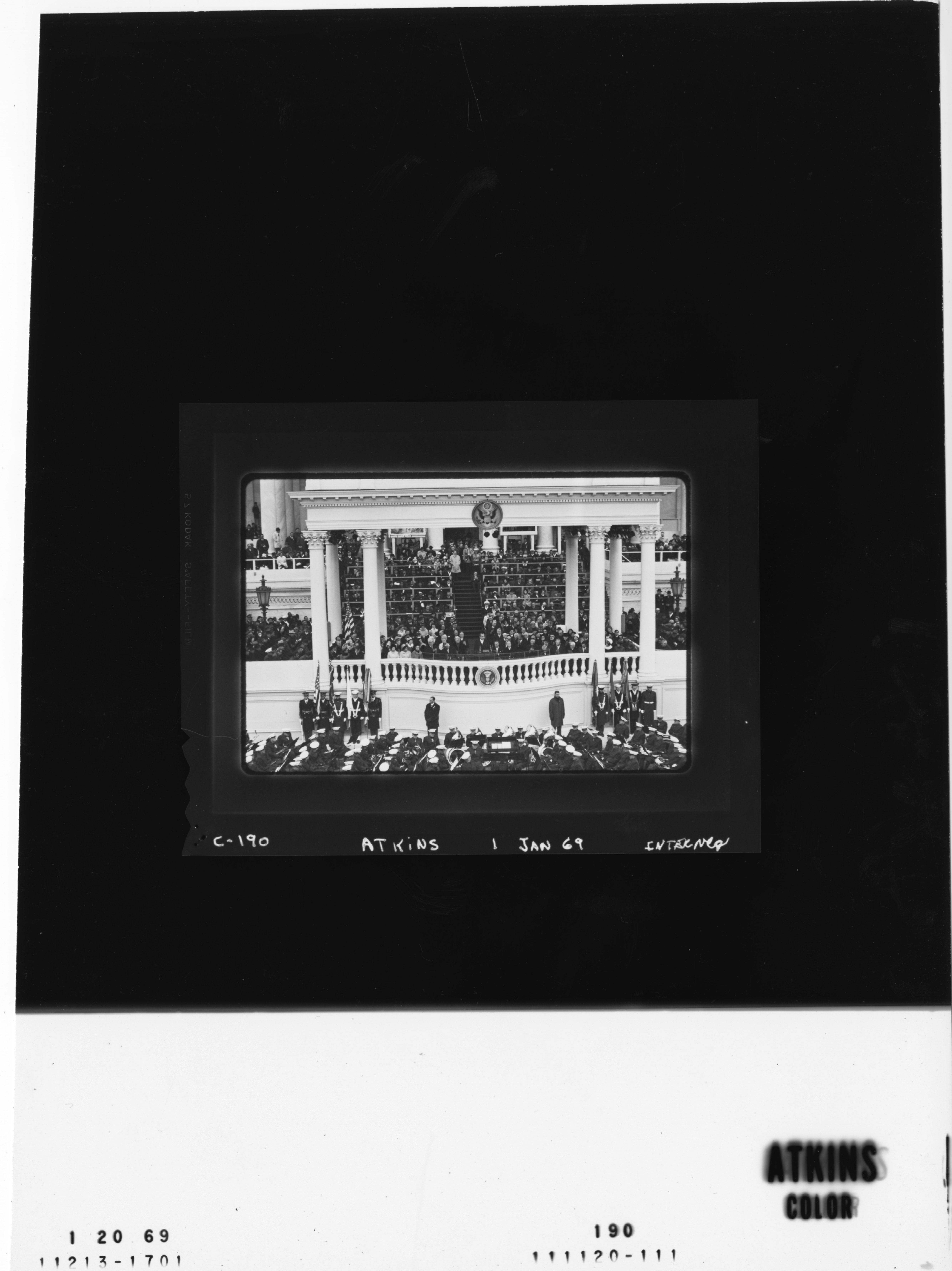 WHITE HOUSE PHOTO OFFICE (WHPO) SELECTIONS THE RICHARD NIXON