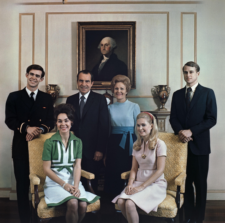 Julie And Pat Nixon S: Richard Nixon Museum And Library